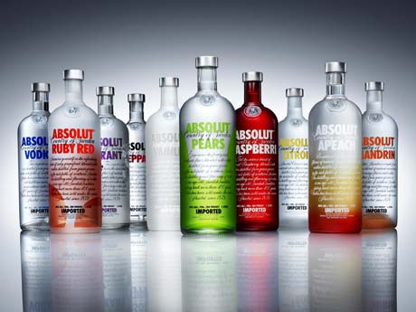 absolut vodka family  Absolut Vodka