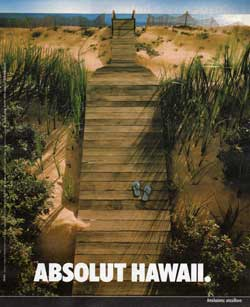 Absolut Hawaii