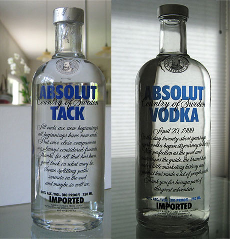 Absolut vodka pris