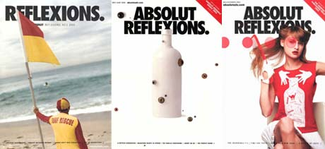 Absolut Reflexions Magazine